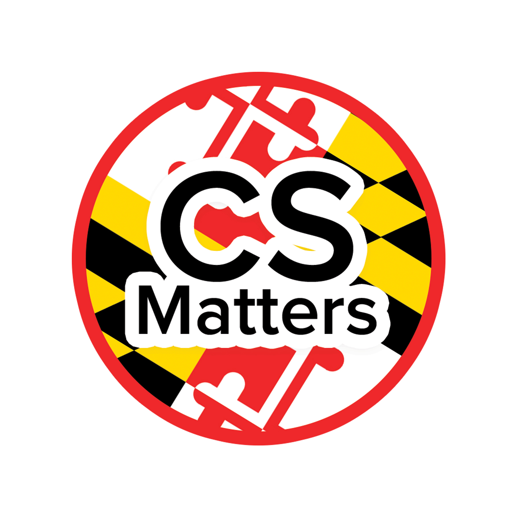 CS Matters in Maryland Logo